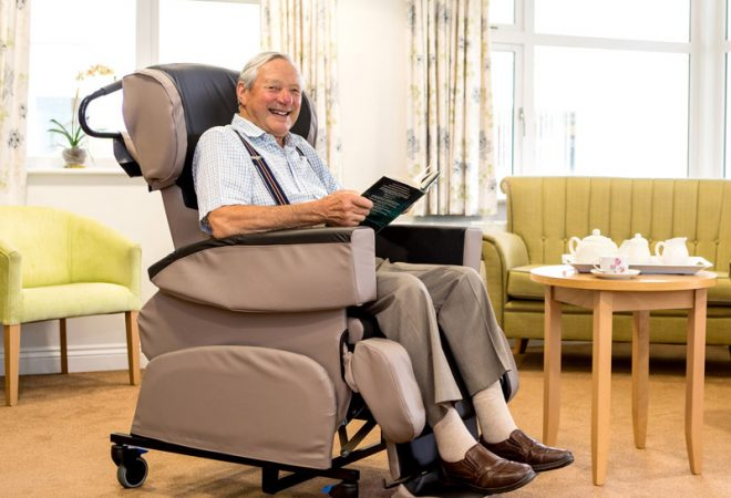 Careflex Specialist Chair