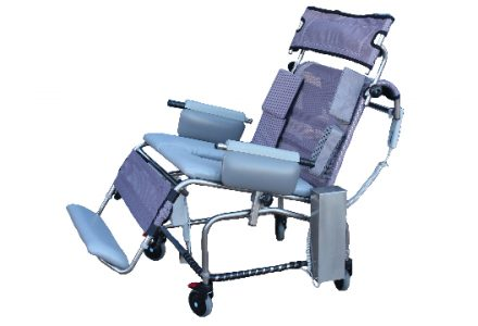 Bariatric TiS Shower Chair