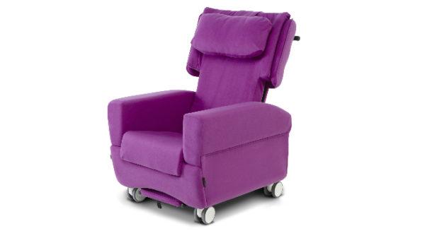 CareFlex HydroCare Chair Angle