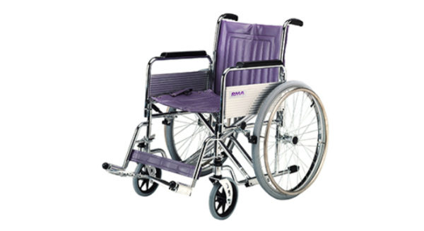 Heavy Duty Self-Propelled Wheelchair