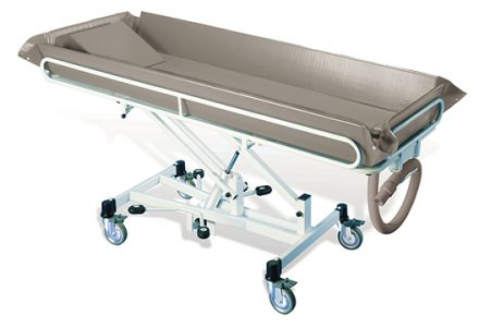 T1 shower trolley