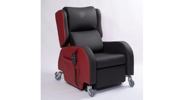 Primacare Affinity Air Comfort Rise and Recline Porter Chair
