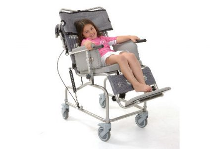 Osprey Paediatric Tilt in Space Shower Chair