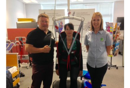 product workshop for vale of glamorgan cardiff healthcare professionals