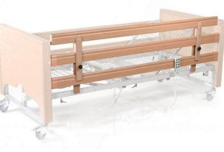 Wooden Height Extension Side Rails