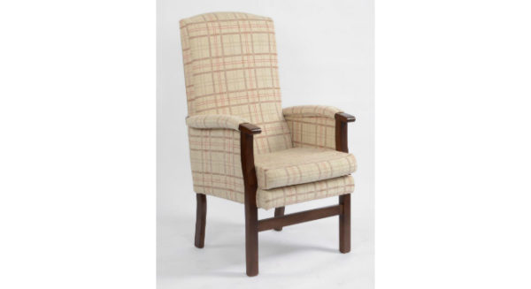 Primacare Arundel High Back Chair