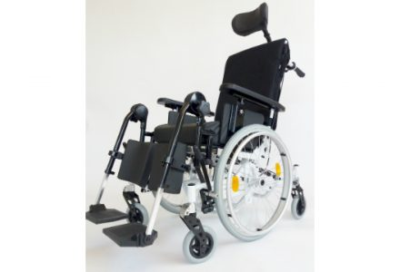 BES Rehab Weely Essential Wheelchair