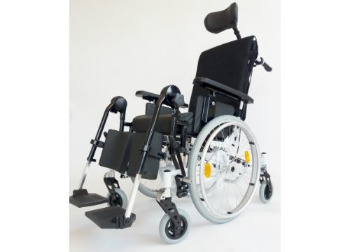 BES Rehab Weely Essential Wheelchair