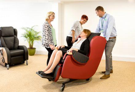 Tilt in Space (TiS) Chair