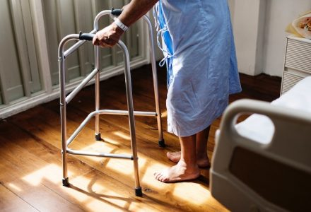 Fall Prevention Top Tips