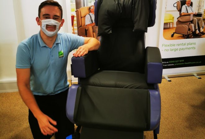 Premiere Healthcare - Seating Rental Promotion
